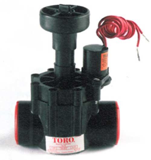 Elettrovalvole in resina sintetica Serie 250/260