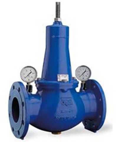 CSA VRCD: valvole per il controllo della pressione