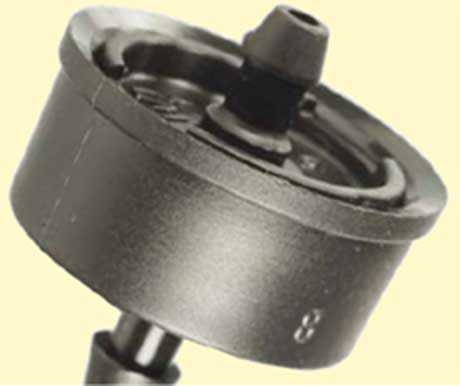 Gocciolatori a bottone autocompensanti (PC) e autocompensanti antigoccia (PC-CNL)