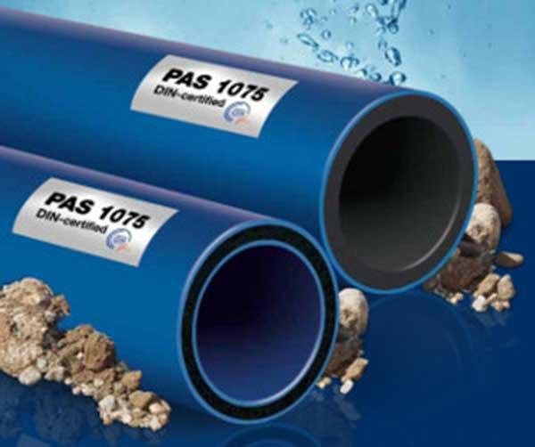 Tubi acquedottistica cerca per utilizzo tecnoresine for Materiale del tubo della linea d acqua