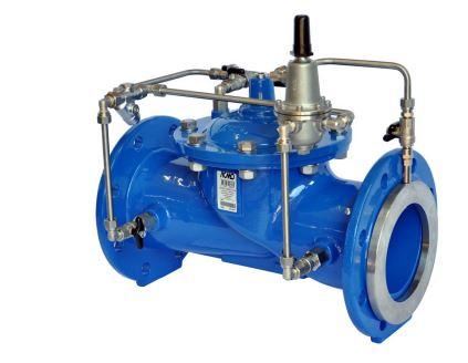 Valvola idraulica limitatrice e controllo portata