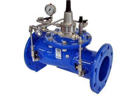 Valvola idraulica sostegno/sfioro della pressione a monte